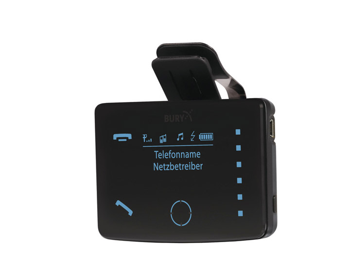 Bluetooth hands-free BURY EasyTouch Pro